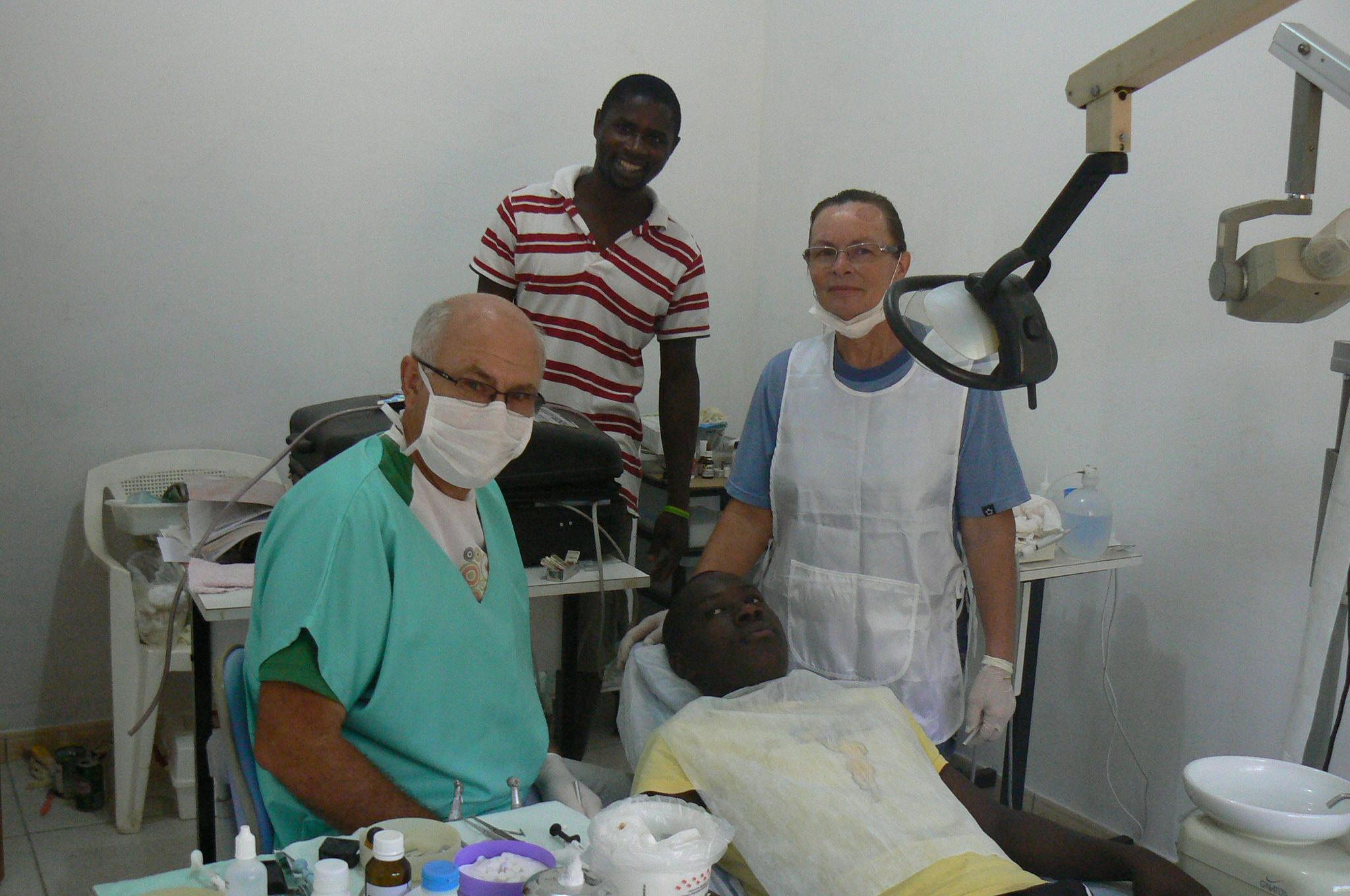 Dr Ingo e Glacy- Caminho da Restauração